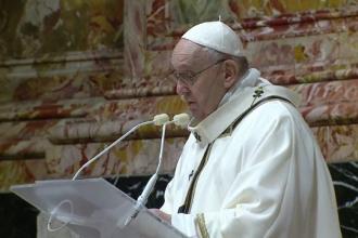 """Crăciun dezolant peste tot în lume, din cauza pandemiei. Papa Francisc a criticat """"naționalismul vaccinurilor"""""""