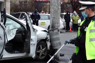 Tragedie de Crăciun. Doi tineri au fost spulberați de o mașină pe trotuar, în Baia Mare