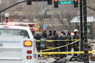 Ce ar fi trimis presupusul autor al exploziei din Nashville unor cunoscuți înainte de gestul extrem