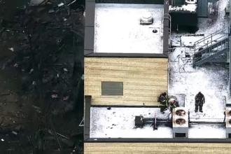 Rămășițe care par umane, găsite la locul exploziei devastatoare din Nashville. Anunțul poliției