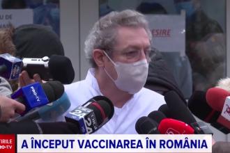 """Cercel, despre cei care nu cred în vaccin: """"Dacă nu pricep că din acest virus se moare, e problema lor!"""""""