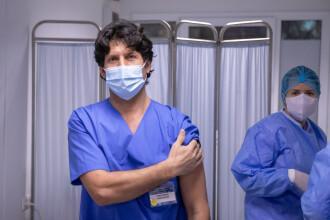 FOTO. Cum arata adeverința medicală a unei persoane care s-a vaccinat anti Covid-19