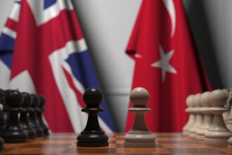 Marea Britanie a semnat un acord comercial cu Turcia. Ce prevede documentul