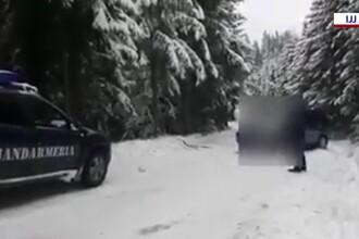 Ce s-a întâmplat cu doi turiști care voiau să meargă la schi pe domeniul din Munții Șureanu