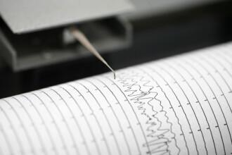 Cutremur în Vrancea, duminică seara. Ce magnitudine a avut