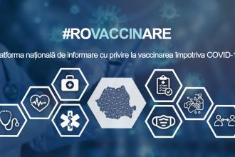 A fost lansată platforma pentru programarea online a vaccinărilor anti Covid-19