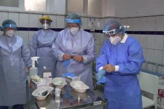 Peste 140.000 de doze de ser anti-Covid vor ajunge în țară marţi. Câte persoane s-au vaccinat până acum