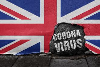 Studiu: Marea Britanie trebuie să vaccineze 2 milioane de persoane pe săptămână pentru a evita un al treilea val al pandemiei