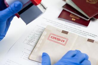 Uniunea Europeană a început dezbaterea asupra certificatului de vaccinare pentru călătorie