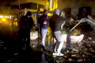 Fenomene meteo extreme în Italia. Furtuni violente au lovit sudul și centrul țării