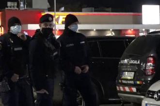 Polițiștii au supervizat cumpărăturile de final de an. Unii clienți au primit amenzi