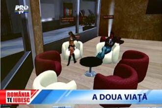 Romania, te iubesc: Second Life - viata virtuala