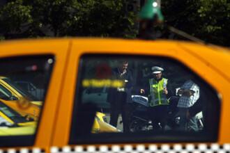 Taximetrist brasovean impuscat de un necunoscut pentru bani