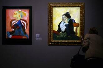 Sustine ca a primit cadou de la Picasso 271 de opere ale marelui artist