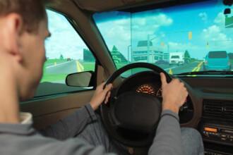 Examenele auto vor fi filmate in Bucuresti!