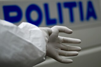 Cadavrul unui barbat zdrobit in bataie le ridica probleme politistilor