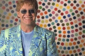 Elton John spitalizat! Are gripa si toxiinfectie alimentara
