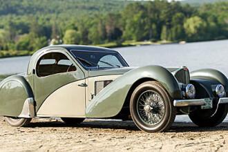 3.500.000 de euro pentru un coupe Bugatti din 1937