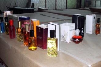 Afacerea cu parfumuri a unui baimarean,
