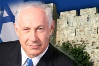 Beniamin Netaniahu, favoritul poporului israelian pentru postul de premier