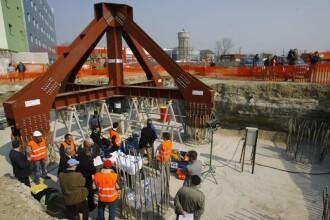 Constructia pasajului Basarab din Bucuresti, oprita pe termen nedeterminat