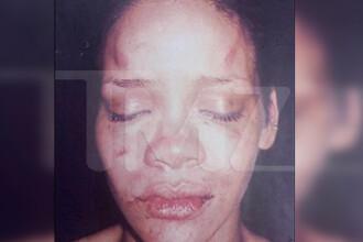 Rihanna nu se invata minte. Vrea sa se vada cu Chris Brown