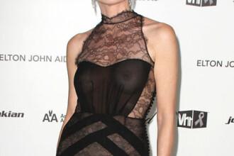 Sharon Stone, cam prea transparenta!
