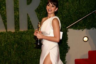 Penelope Cruz are un nou partener in pat, pe... Oscar!