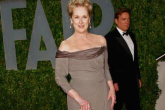 Meryl Streep, favorita la Oscar 2010!