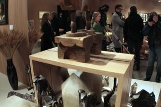 29,1 milioane de euro pentru o sculptura Constantin Brancusi!