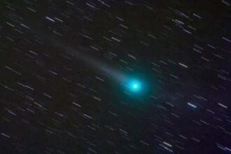Fenomen astronomic spectaculos! Cometa Lu-Lin, la