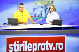 Stirile ProTv de la ora 7:00 cu Andreea Liptak si Mihai Dedu - 17.12.2009