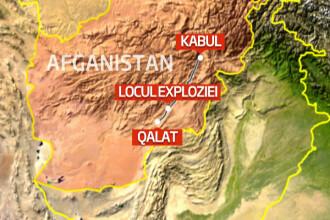 MApN: Nu avem informatii legate de alti militari raniti in Afganistan