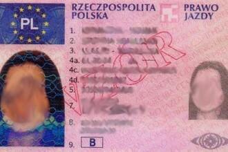 Bancuri cu politisti: cautau un infractor numit Permis de Conducere!