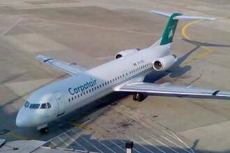 Carpatair: Aeronava nu este avariata si va fi repusa in circulatie!