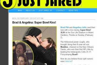 Brad Pitt si Angelina Jolie dau in judecata publicatia News of the World