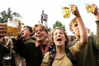 Bea cat mai multa bere, pentru oase de fier!