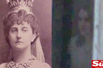 Castelul bantuit! Fantoma unei femei se tot arata de zeci de ani