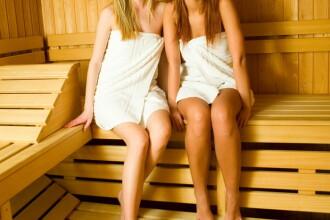 Nu va mai chinuiti. Sauna nu ne scapa de toxine!