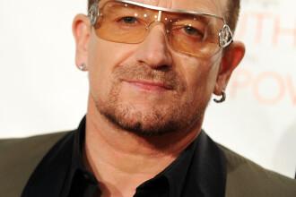 Bono de la U2 a discutat cu Sarkozy despre tiganii din Franta