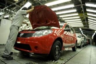 Dacia, fruntasa in topul celor mai bine vandute masini in Bulgaria