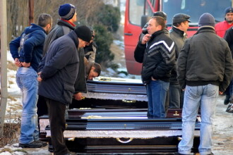 8 februarie, zi de doliu in Hunedoara, in memoria victimelor de la Uricani