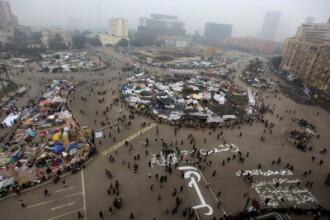 Din 25 ianuarie si pana acum, cel putin 297 de persoane au murit in Egipt