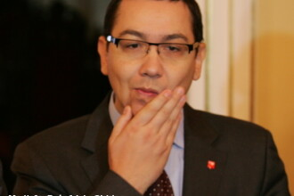 Ponta: Boc si PDL sacrifica orice pentru a mai sta in functie la Palat