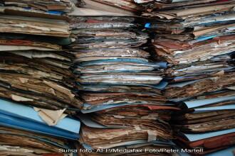 Inca o disparitie suspecta, dupa focoase: 75 de documente clasificate de la