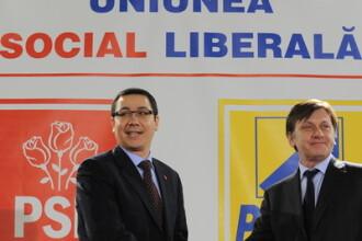 Antonescu, despre Basescu: