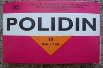 UE a scris prohodul Polidinului. Vaccinul nu se mai produce