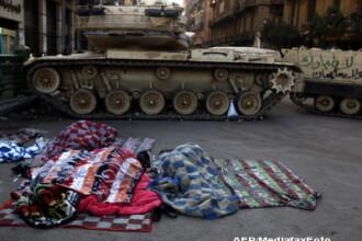 Ministru egiptean: Armata este pregatita sa intervina in forta