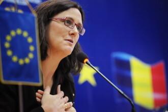 CE: Romania mai are multe de facut pentru aderarea la Schengen