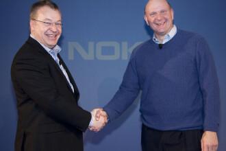 Nokia+Microsoft. Doi giganti isi dau mana ca sa bata Apple si Google
